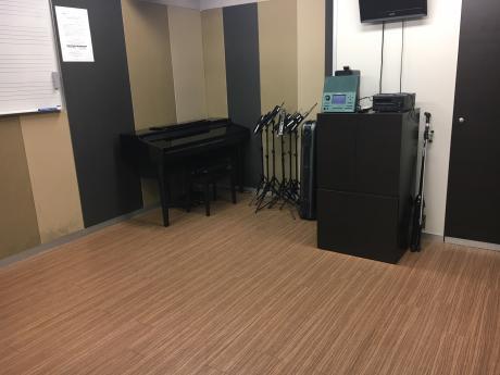 管楽器レッスン室